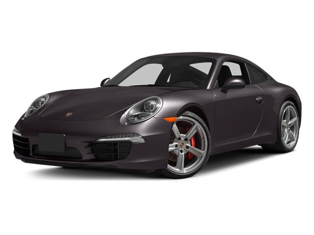 Anthracite Brown Metallic 2013 Porsche 911 Pictures 911 Coupe 2D S H6 photos front view
