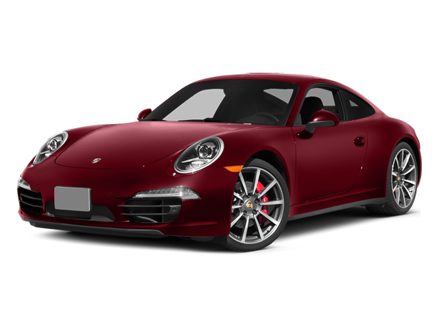 Ruby Red Metallic 2013 Porsche 911 Pictures 911 Coupe 2D 4 AWD H6 photos front view