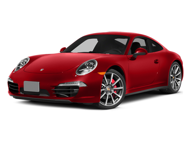 Guards Red 2013 Porsche 911 Pictures 911 Coupe 2D 4 AWD H6 photos front view