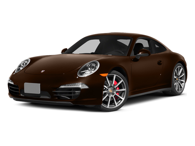 Mahogany Metallic 2013 Porsche 911 Pictures 911 Coupe 2D 4 AWD H6 photos front view