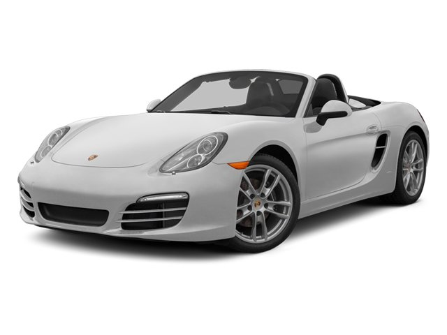 Platinum Silver Metallic 2013 Porsche Boxster Pictures Boxster Roadster 2D photos front view