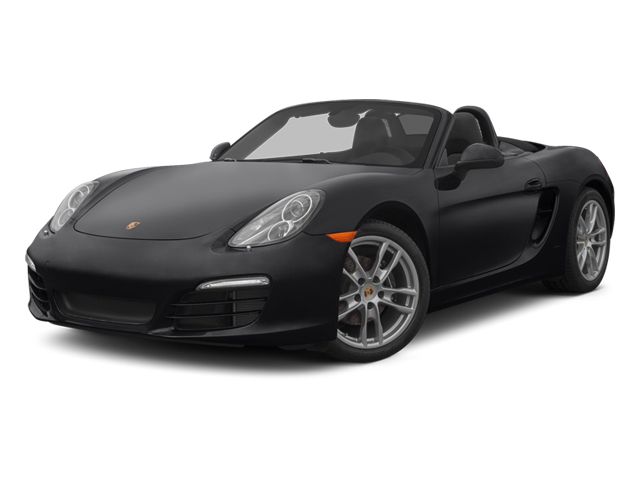 Black 2013 Porsche Boxster Pictures Boxster Roadster 2D photos front view