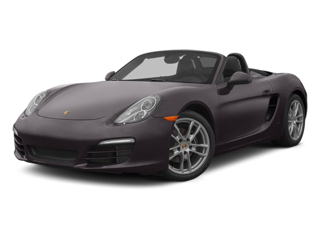 Anthracite Brown Metallic 2013 Porsche Boxster Pictures Boxster Roadster 2D photos front view