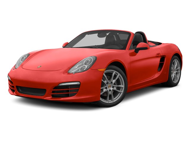 Guards Red 2013 Porsche Boxster Pictures Boxster Roadster 2D photos front view