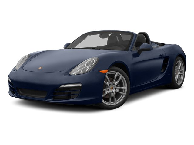 Dark Blue Metallic 2013 Porsche Boxster Pictures Boxster Roadster 2D photos front view