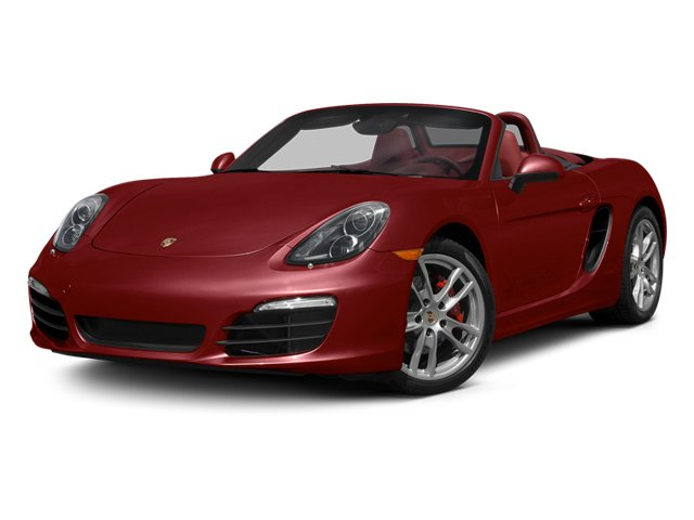 Amaranth Red Metallic 2013 Porsche Boxster Pictures Boxster Roadster 2D S photos front view