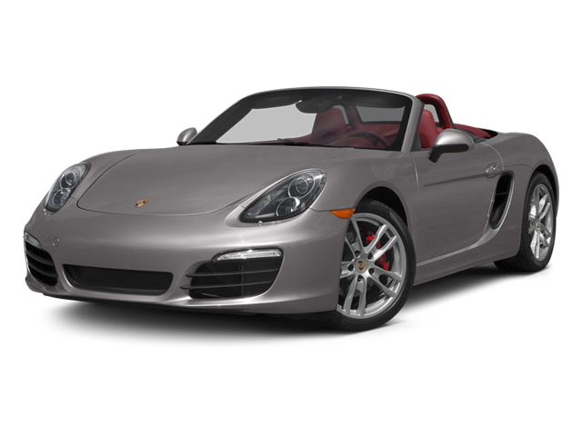 Agate Grey Metallic 2013 Porsche Boxster Pictures Boxster Roadster 2D S photos front view