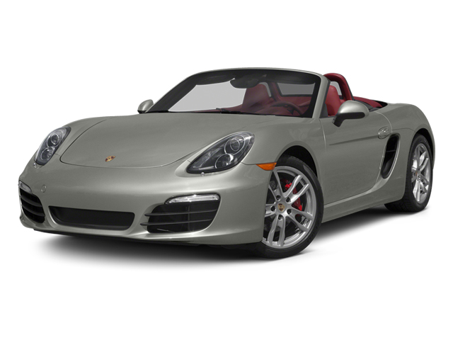 GT Silver Metallic 2013 Porsche Boxster Pictures Boxster Roadster 2D S photos front view