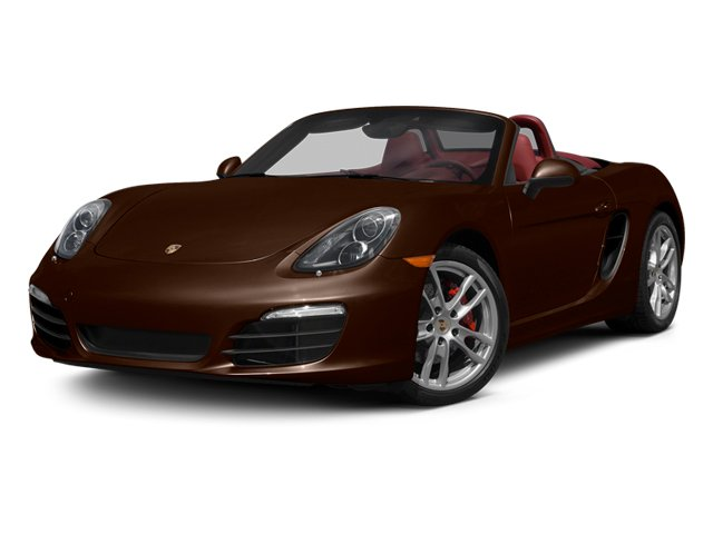 Mahogany Metallic 2013 Porsche Boxster Pictures Boxster Roadster 2D S photos front view