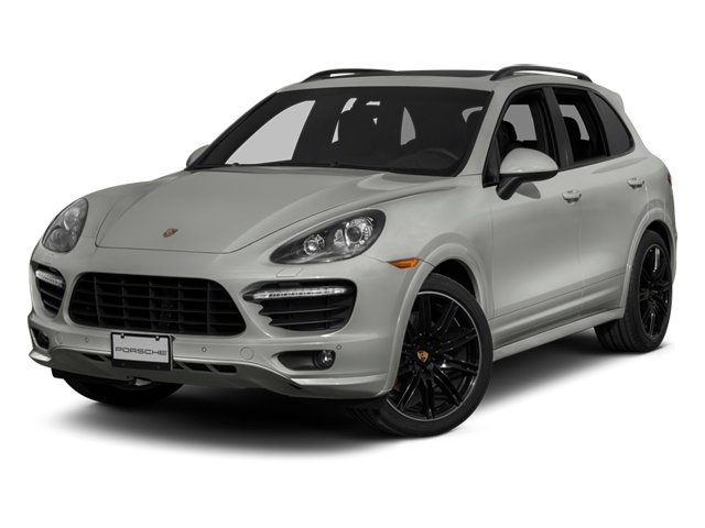Classic Silver Metallic 2013 Porsche Cayenne Pictures Cayenne Utility 4D GTS AWD photos front view