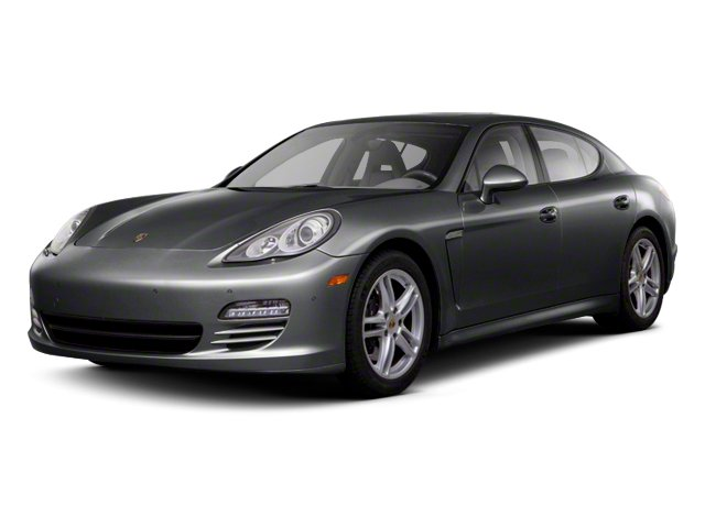 Agate Grey Metallic 2013 Porsche Panamera Pictures Panamera Hatchback 4D Turbo AWD photos front view