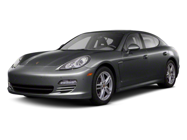Agate Grey Metallic 2013 Porsche Panamera Pictures Panamera Hatchback 4D 4 AWD photos front view