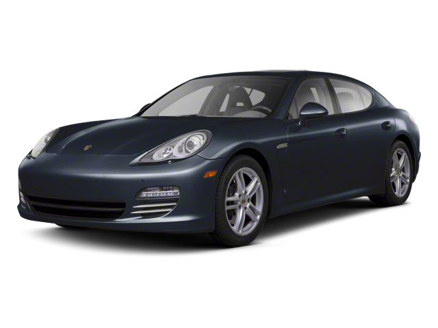 Dark Blue Metallic 2013 Porsche Panamera Pictures Panamera Hatchback 4D 4 AWD photos front view