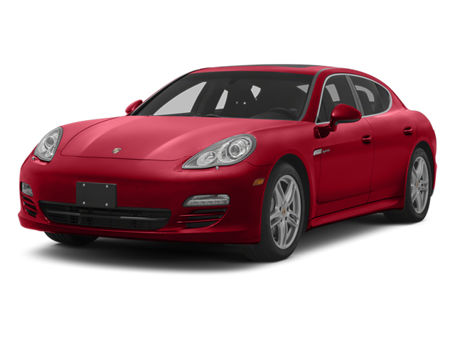 Ruby Red Metallic 2013 Porsche Panamera Pictures Panamera Hatchback 4D S Hybrid photos front view