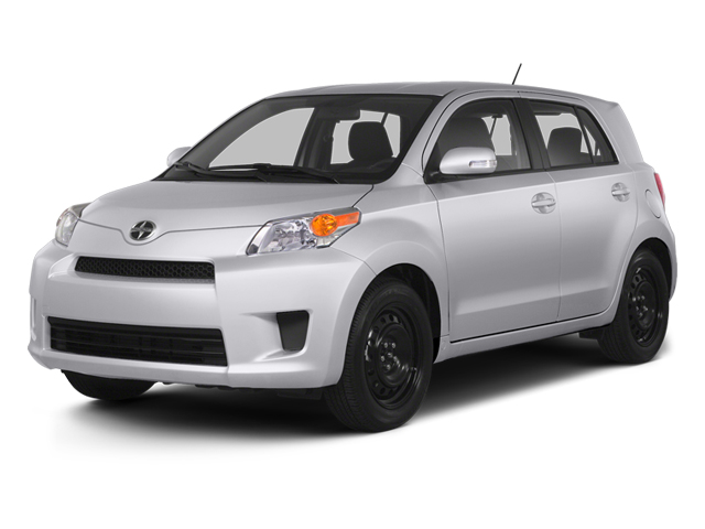 Classic Silver Metallic 2013 Scion xD Pictures xD Hatchback 5D I4 photos front view