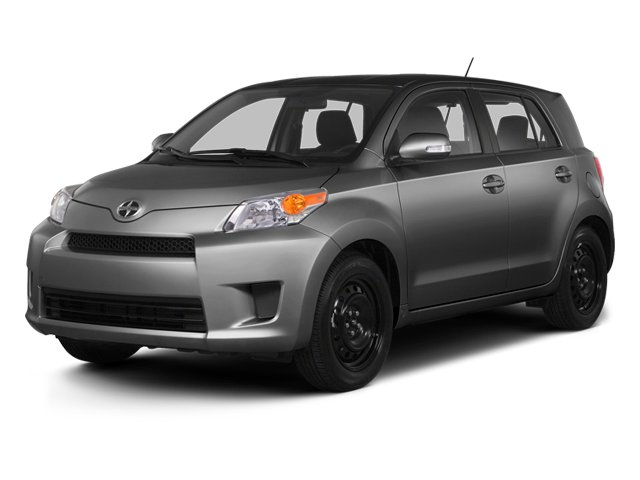 Magnetic Gray Metallic 2013 Scion xD Pictures xD Hatchback 5D I4 photos front view