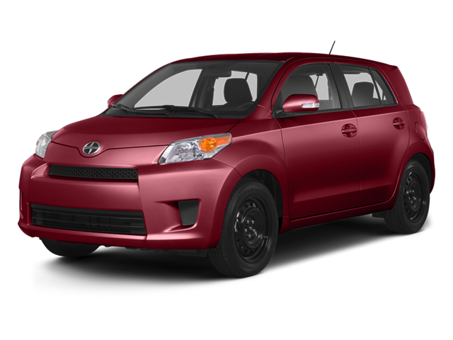 Barcelona Red Metallic 2013 Scion xD Pictures xD Hatchback 5D I4 photos front view