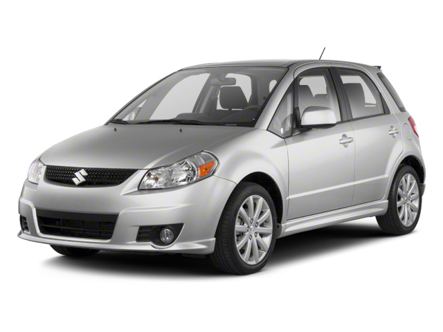 Metallic Star Silver 2013 Suzuki SX4 Pictures SX4 Hatchback 5D I4 photos front view