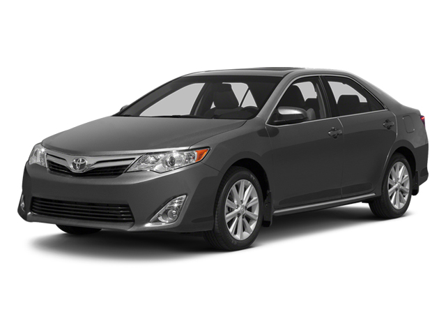 Magnetic Gray Metallic 2013 Toyota Camry Pictures Camry Sedan 4D XLE V6 photos front view