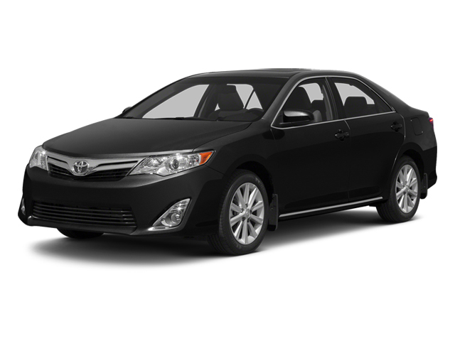 Attitude Black Metallic 2013 Toyota Camry Pictures Camry Sedan 4D XLE V6 photos front view