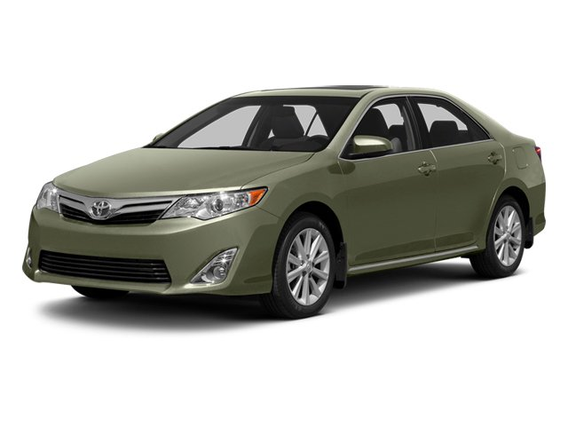 Cypress Pearl 2013 Toyota Camry Pictures Camry Sedan 4D XLE V6 photos front view