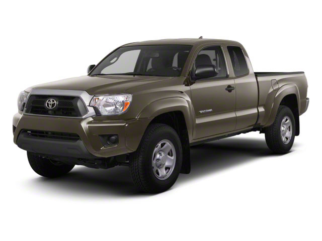 Pyrite Mica 2013 Toyota Tacoma Pictures Tacoma Base Access Cab 4WD V6 photos front view