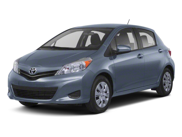 Wave Line Pearl 2013 Toyota Yaris Pictures Yaris Hatchback 5D LE I4 photos front view