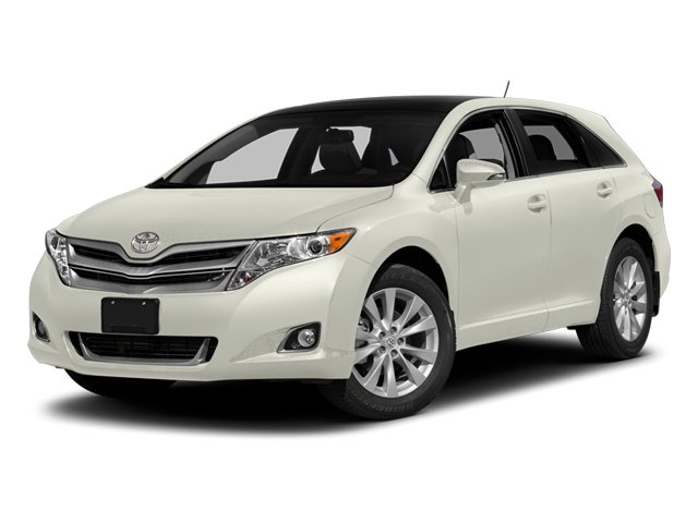 Blizzard Pearl 2013 Toyota Venza Pictures Venza Wagon 4D XLE AWD photos front view