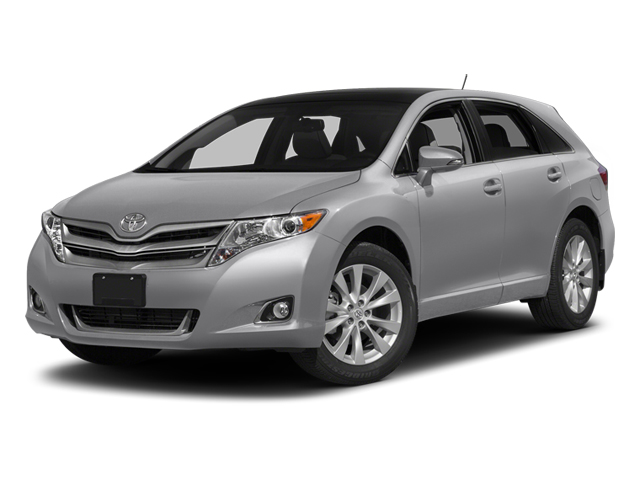 Classic Silver Metallic 2013 Toyota Venza Pictures Venza Wagon 4D XLE AWD photos front view