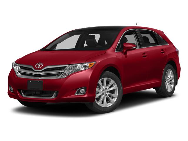 Barcelona Red Metallic 2013 Toyota Venza Pictures Venza Wagon 4D XLE AWD photos front view