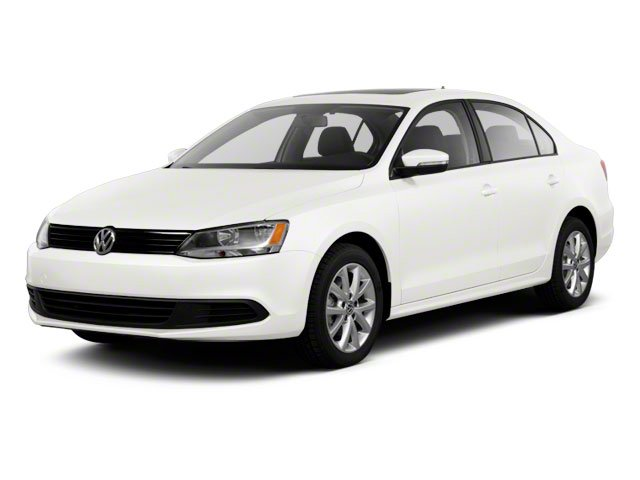 Candy White 2013 Volkswagen Jetta Sedan Pictures Jetta Sedan 4D S I4 Auto photos front view