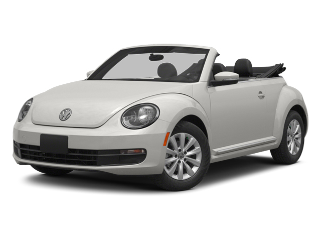 Candy White 2013 Volkswagen Beetle Convertible Pictures Beetle Convertible Convertible 2D 2.5 photos front view