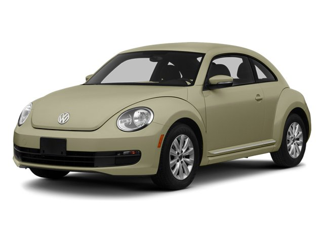 Moonrock Silver Metallic 2013 Volkswagen Beetle Coupe Pictures Beetle Coupe 2D 2.5 I5 photos front view