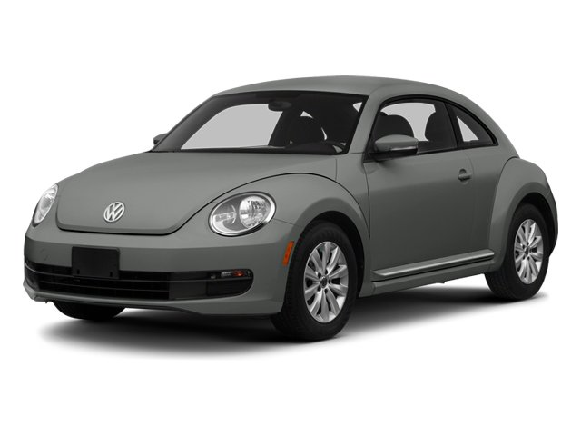 Platinum Gray Metallic 2013 Volkswagen Beetle Coupe Pictures Beetle Coupe 2D 2.5 I5 photos front view