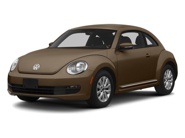 Toffee Brown Metallic 2013 Volkswagen Beetle Coupe Pictures Beetle Coupe 2D 2.5 I5 photos front view