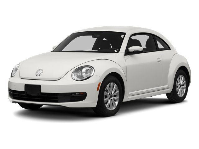 Candy White 2013 Volkswagen Beetle Coupe Pictures Beetle Coupe 2D TDI photos front view