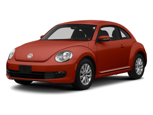 Tornado Red 2013 Volkswagen Beetle Coupe Pictures Beetle Coupe 2D TDI photos front view