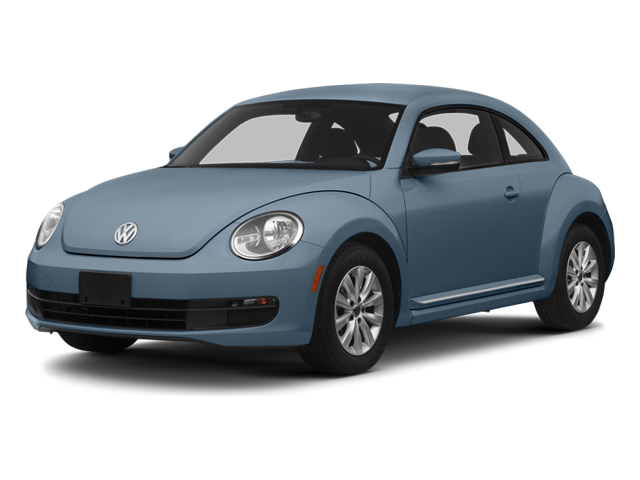 Denim Blue 2013 Volkswagen Beetle Coupe Pictures Beetle Coupe 2D 2.5 I5 photos front view