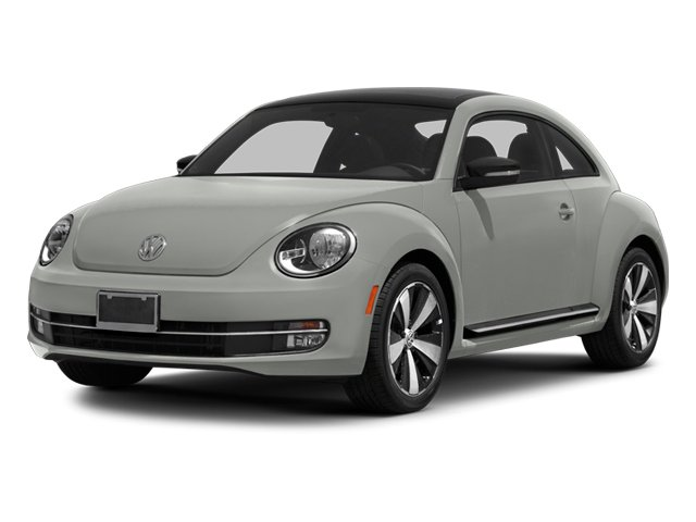 Reflex Silver Metallic 2013 Volkswagen Beetle Coupe Pictures Beetle Coupe 2D 2.0T R-Line I4 Turbo photos front view
