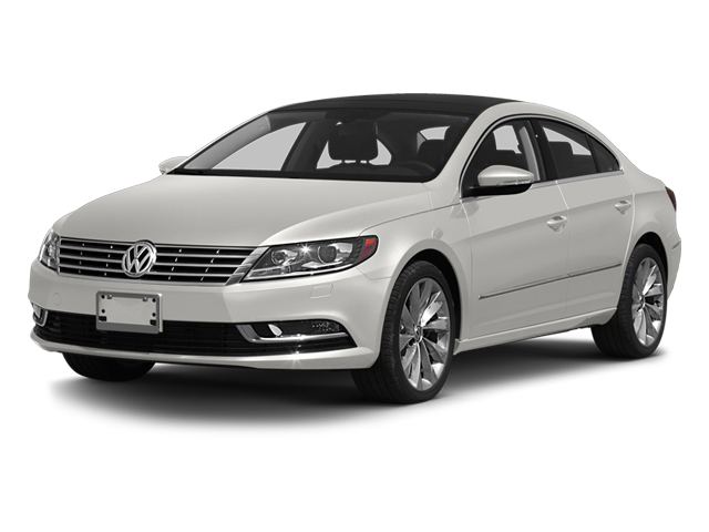 Candy White 2013 Volkswagen CC Pictures CC Sedan 4D R-Line I4 Turbo photos front view