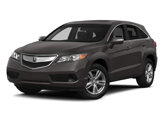 Graphite Luster Metallic 2014 Acura RDX Pictures RDX Utility 4D 2WD V6 photos front view