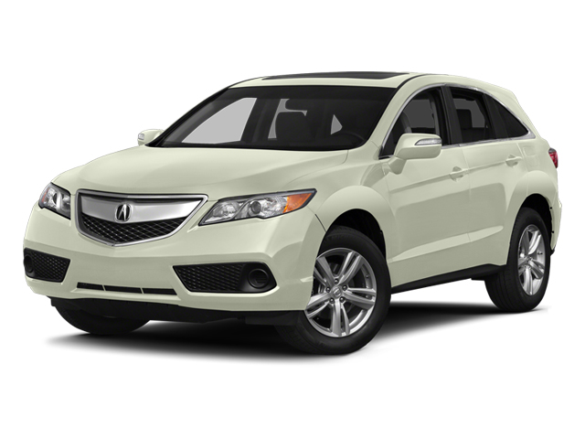 White Diamond Pearl 2014 Acura RDX Pictures RDX Utility 4D 2WD V6 photos front view
