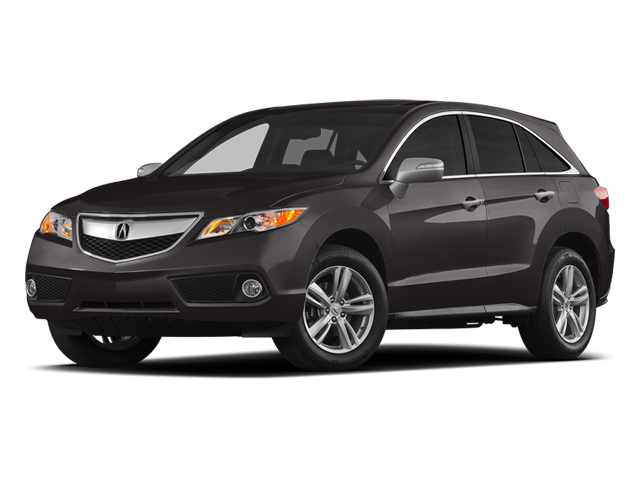 Graphite Luster Metallic 2014 Acura RDX Pictures RDX Utility 4D Technology 2WD V6 photos front view
