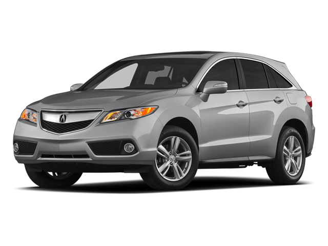 Silver Moon 2014 Acura RDX Pictures RDX Utility 4D Technology 2WD V6 photos front view