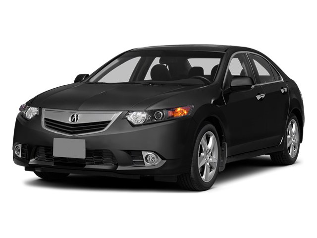 Crystal Black Pearl 2014 Acura TSX Pictures TSX Sedan 4D I4 photos front view