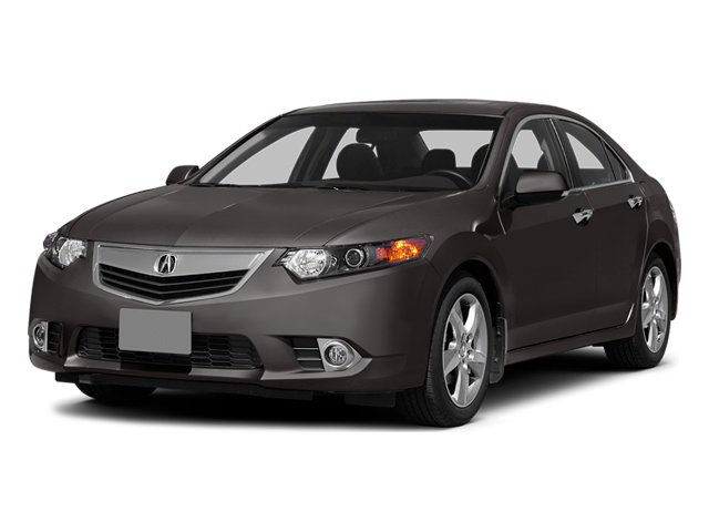 Graphite Luster Metallic 2014 Acura TSX Pictures TSX Sedan 4D I4 photos front view
