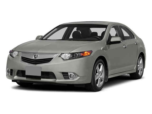 Silver Moon 2014 Acura TSX Pictures TSX Sedan 4D I4 photos front view