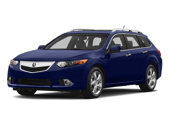 Vortex Blue Pearl 2014 Acura TSX Sport Wagon Pictures TSX Sport Wagon 4D I4 photos front view