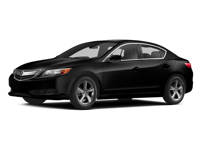 Crystal Black Pearl 2014 Acura ILX Pictures ILX Sedan 4D I4 photos front view
