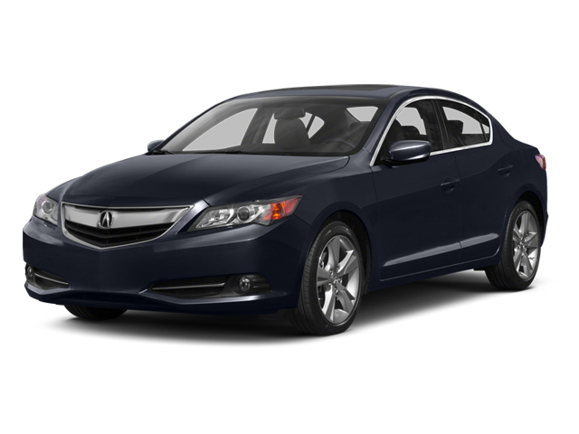 Vortex Blue Pearl 2014 Acura ILX Pictures ILX Sedan 4D Technology I4 photos front view
